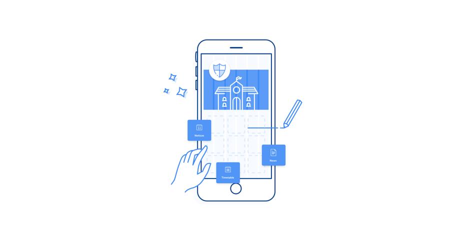 [Illustration to represent app design]