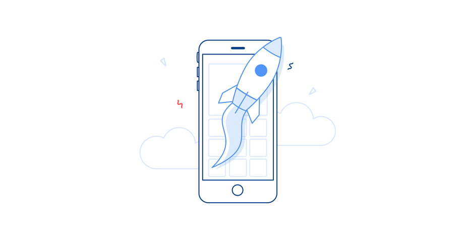 [Illustration to represent app launch]